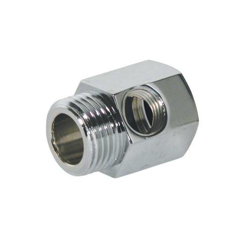 """Conector T de 1/2"""", AquaFilter FT06, pentru alimentare filtru de apa"""