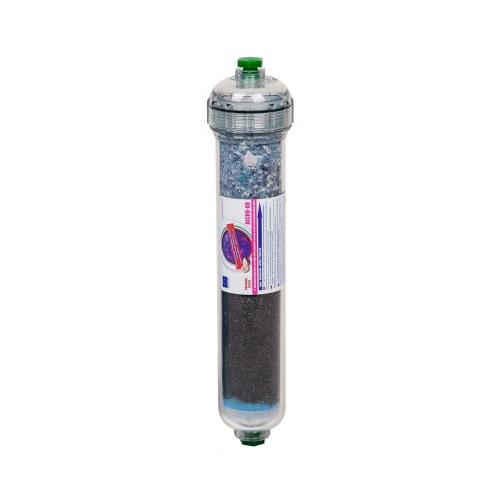 Aquafilter AICRO-AB, filtru din carbune activ granular si polipropilena