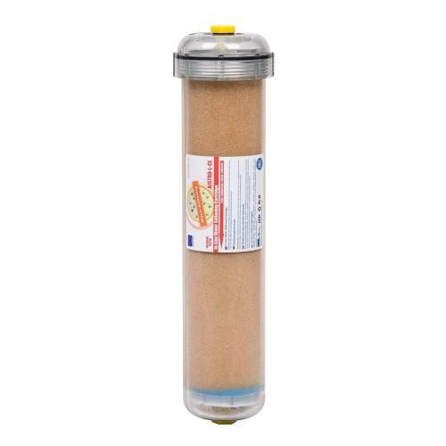 Aquafilter AISTRO-L-CL, filtru cu rasina schimbatoare de ioni, pentru dedurizare