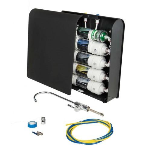 Aquafilter EXCITO-B, sistem de ultrafiltrare in 5 stadii cu cartuse cu conector rapid