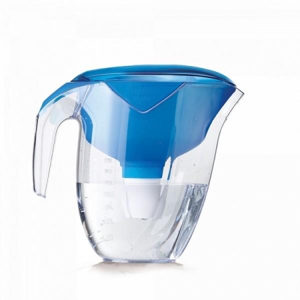 Cana de filtrare, Ecosoft NEMO 3L, albastra, cu ec...
