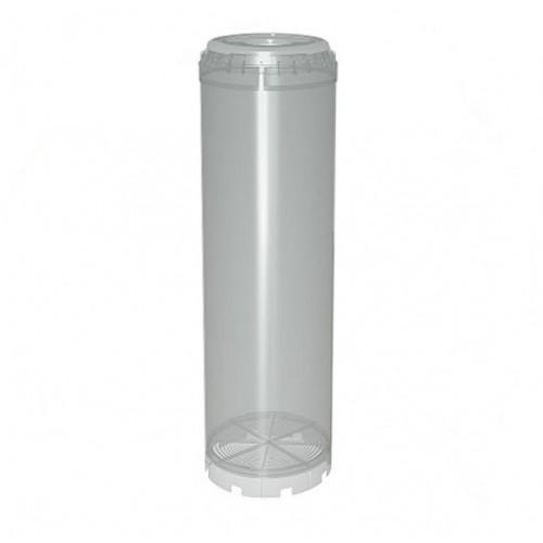 Carcasa goala transparenta pentru material filtrant, 10