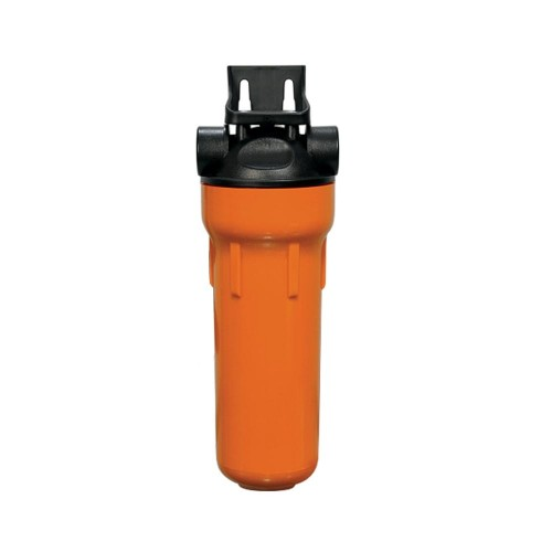 Carcasa pentru apa calda, Ecosoft FPV34HW, rosie, 85 grade