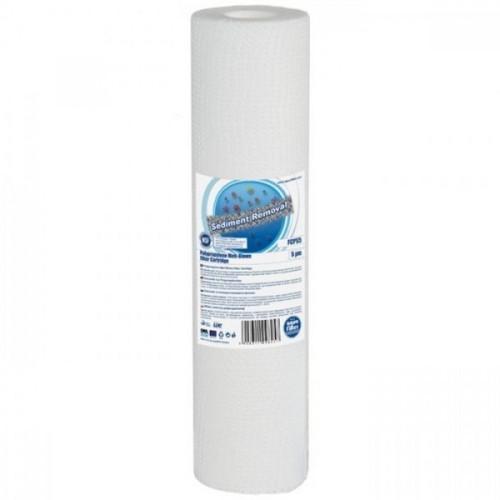 Cartus din polipropilena, AquaFilter FCPS1, 1 micron
