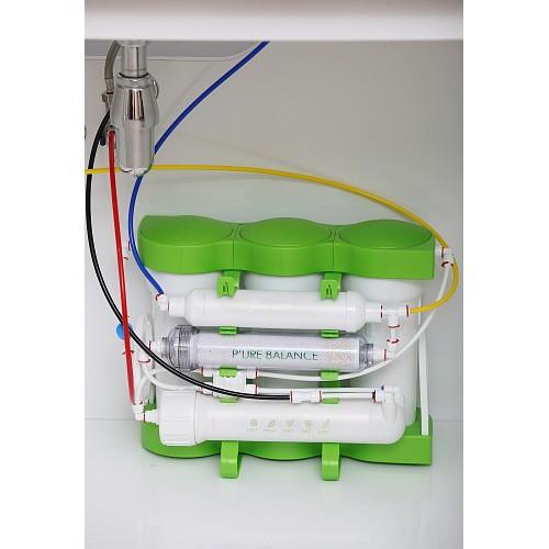 Osmoza inversa premium, Ecosoft Balance MO675MPUREBAL, 6 stadii, eficienta ridicata, remineralizare cu calciu si magneziu
