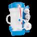 Ecosoft P'URE Calcium, osmoza inversa in 6 stadii cu membrana de 75 GPD si remineralizare cu calciu