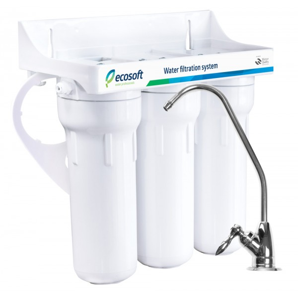 Ecosoft Standard, filtru de apa cu microfiltrare, ...