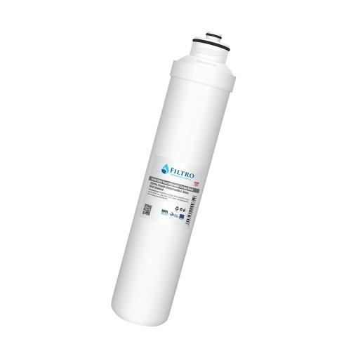 Filtru din carbune activat bloc cu ioni de argint, Aquafitler FCCBL-S-TW, varianta twist