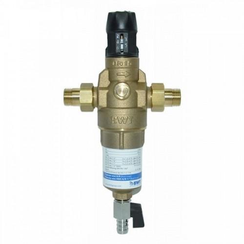Filtru pentru sedimente cu regulator de presiune, Protector MINI HWS 3/4