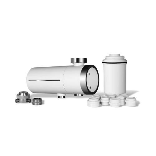 Filtru universal pentru baterie de apa, cu adaptor si cartus incluse