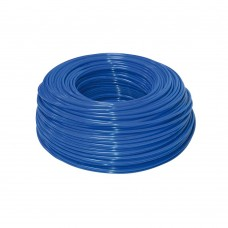Furtun flexibil albastru, AquaFilter KTPE38BL, 3/8...