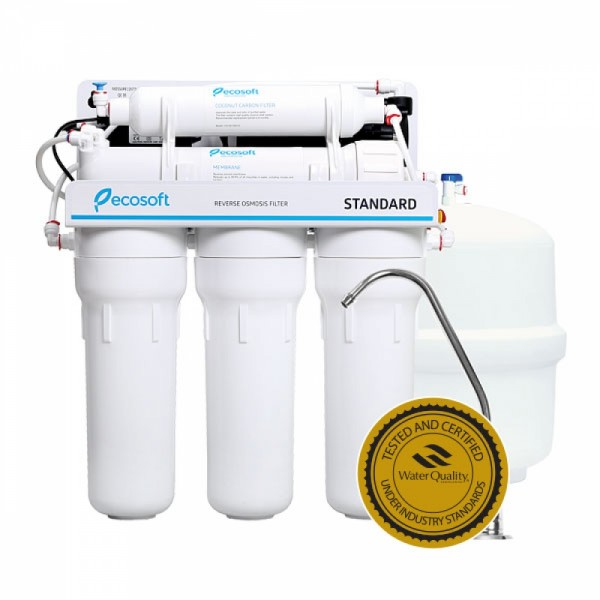 Osmoza inversa cu pompa, Ecosoft Standard MO550PEC...
