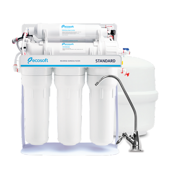 Osmoza inversa cu pompa, Ecosoft Standard MO650M1P...
