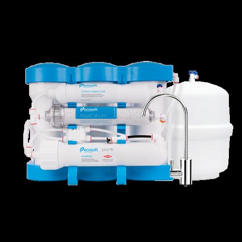 Osmoza inversa premium, Ecosoft Calcium MO675MACPURE, 6 stadii, remineralizare cu calciu