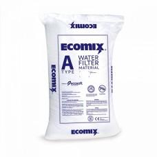 Rasina schimbatoare de ioni, ECOMIX A, eliminare d...
