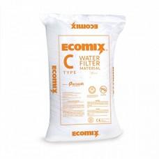 Rasina schimbatoare de ioni, ECOMIX C, eliminare d...