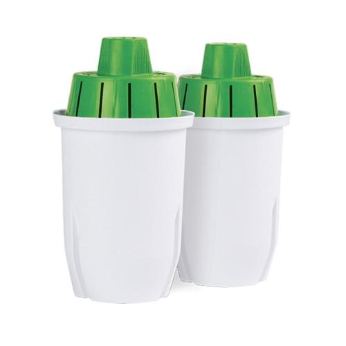 Set 2 cartuse de schimb pentru cana filtranta Ecosoft Maxima