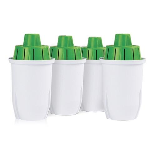 Set 4 cartuse de schimb pentru cana filtranta Ecosoft Maxima