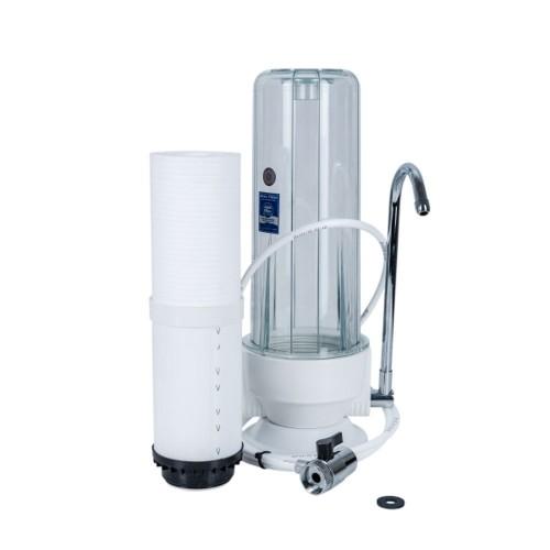 Sistem de filtrare pentru blat, AquaFilter FHCTF, 2 stadii, 1 cartus