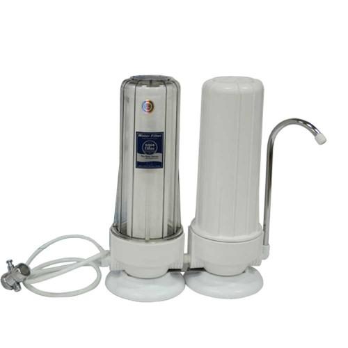 Sistem de filtrare pentru blat, Aquafilter FHCTF2, cu adaptor
