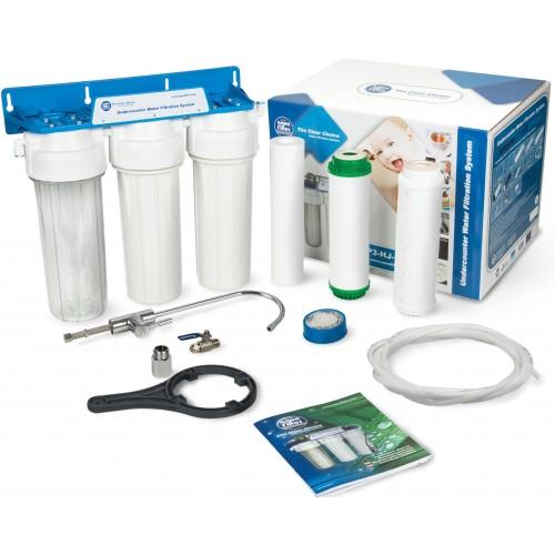 Sistem de microfiltrare, AquaFilter FP3-K1, 3 stadii