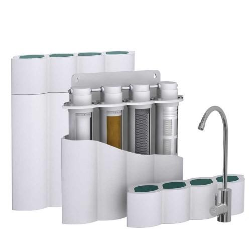 Sistem de ultrafiltrare, Aquafilter Excito-Wave, 4 stadii, sistem twist